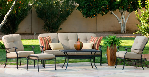 Space Saving Agio Patio Furniture 2016