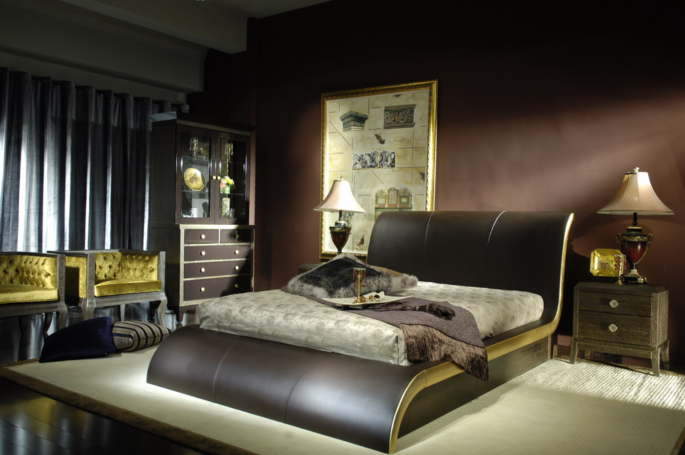 Magnificient Bedroom Furniture Set