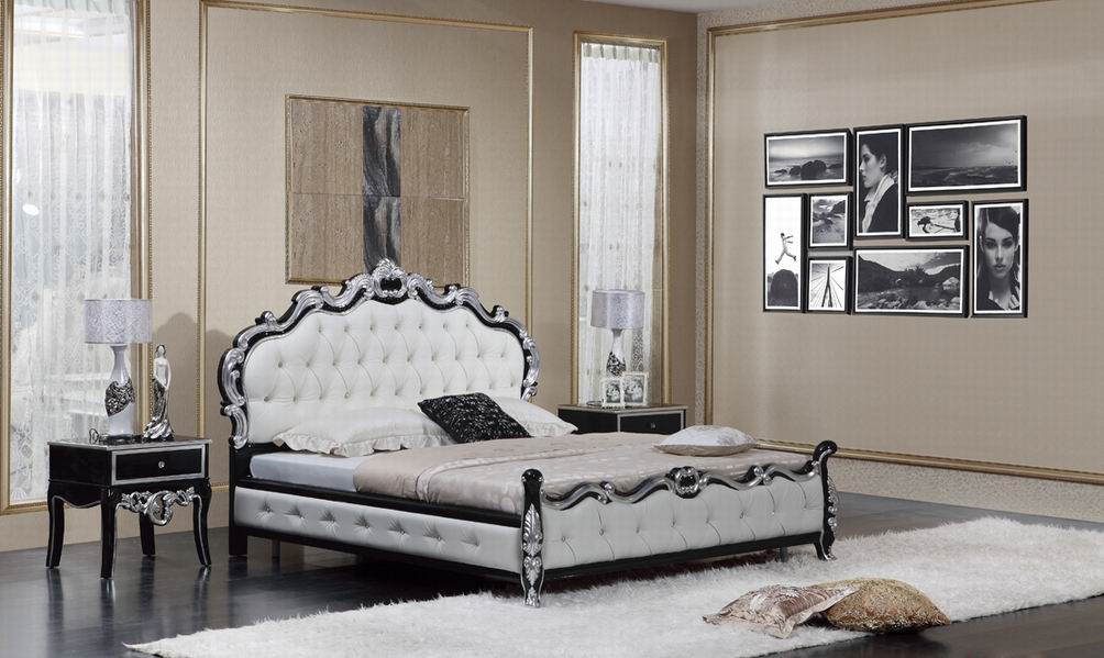 Well-Formed Bedroom Furniture