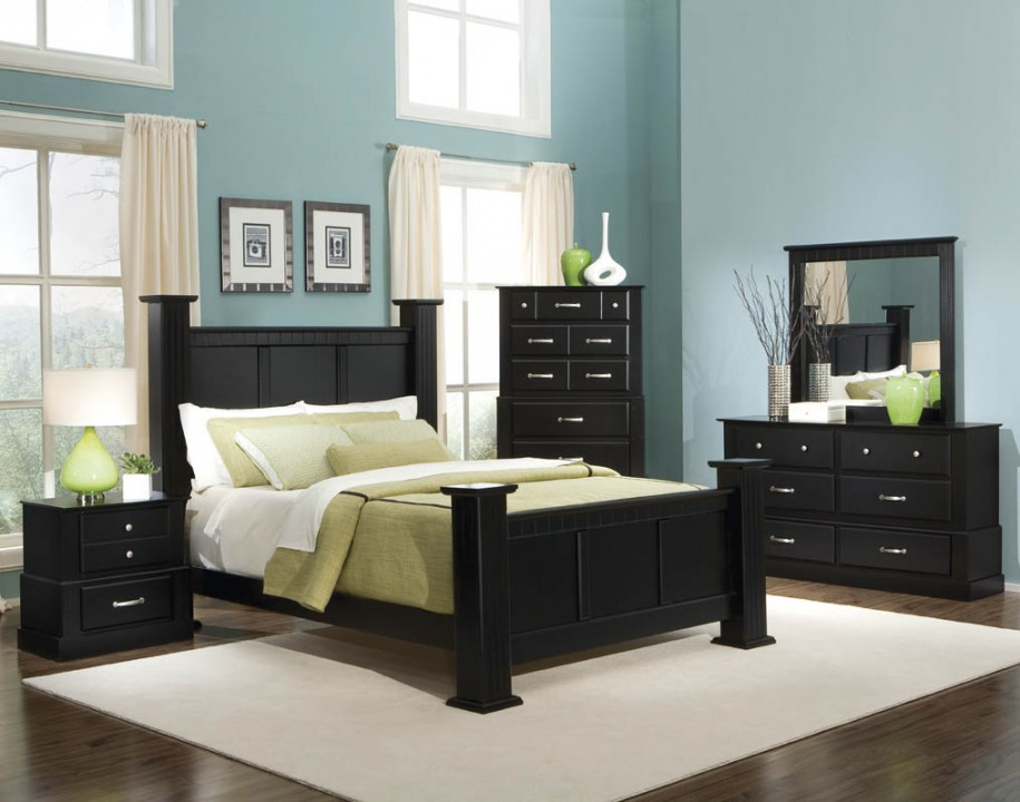 Taking Black Bedroom Furniture