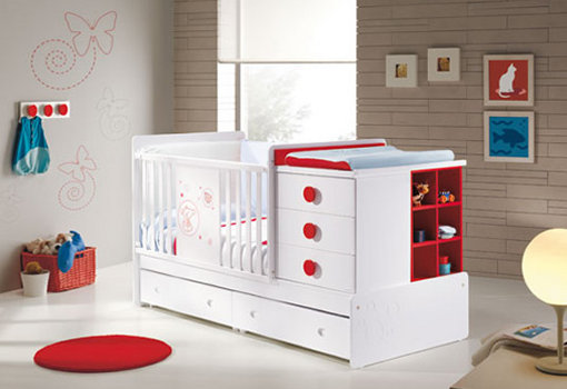 Exquisite Cheap Nursery Furniture Sets