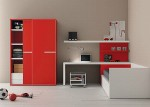 Red Childrens Bedroom Furniture Sets