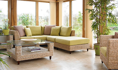Green Conservatory Furniture Sale