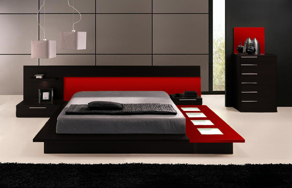 Excellent Contemporary Bedroom Furniture