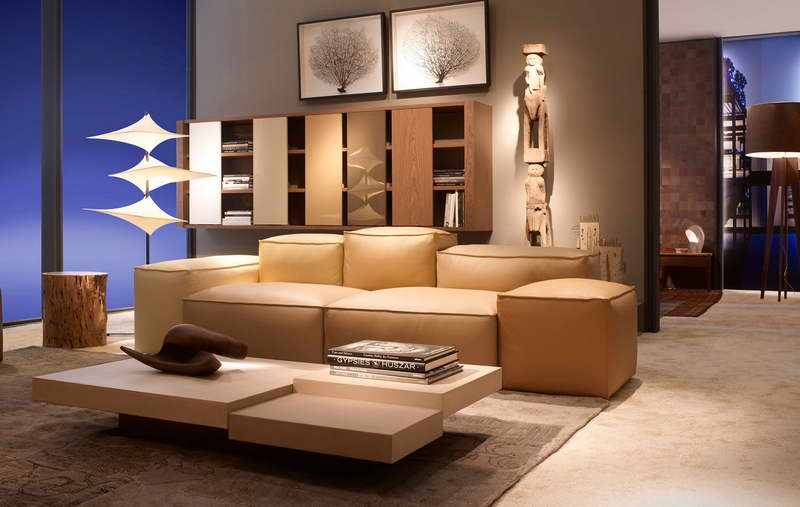 Enticing Contemporary Furniture