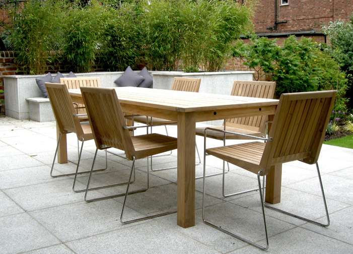 Fair Contemporary Garden Furniture