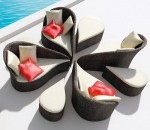 Gorgeous Contemporary Patio Furniture