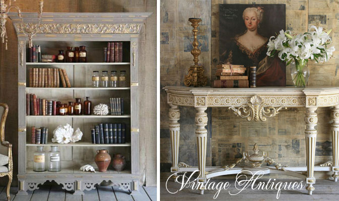 Classy Country French Furniture