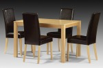 Woody Dining Table Chairs