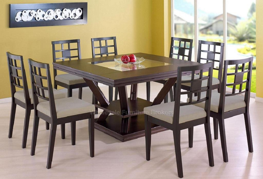 Square Dining Table Set 2016
