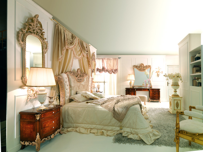 Lovely French Bedroom Furniture