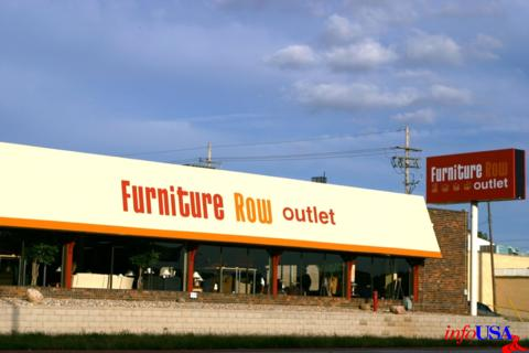 Dazzling Furniture Row Outlet