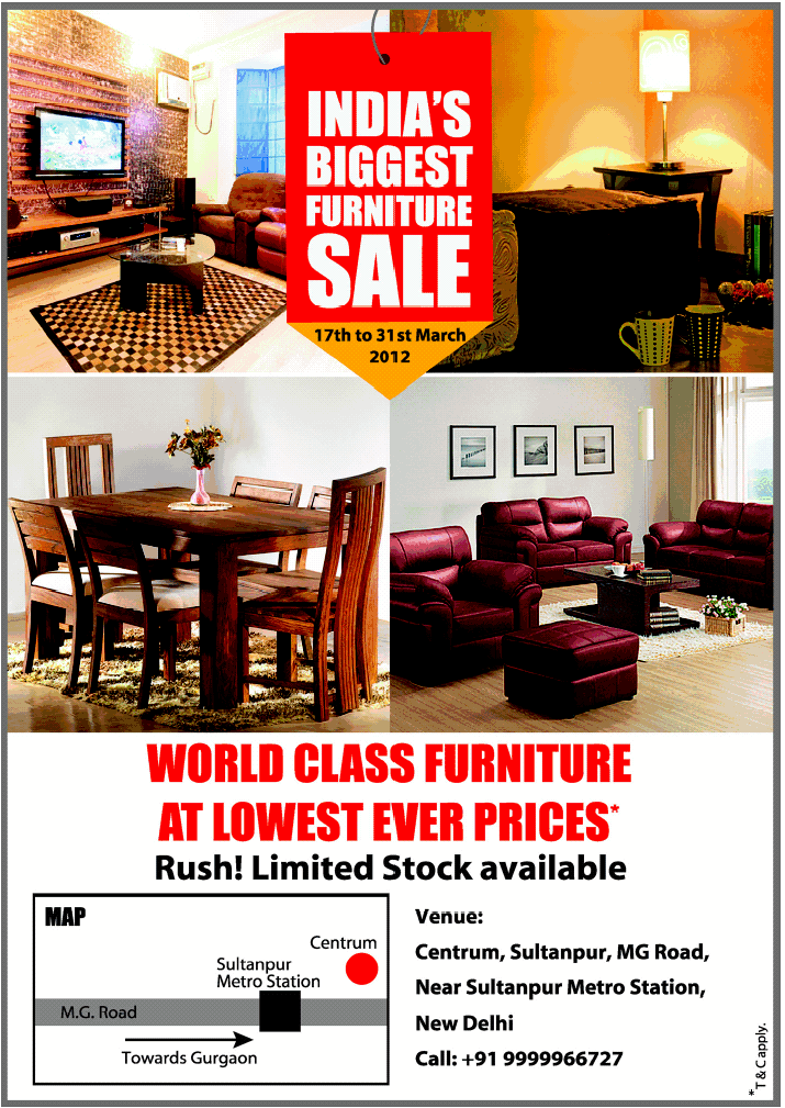 Amazing Furniture Sales