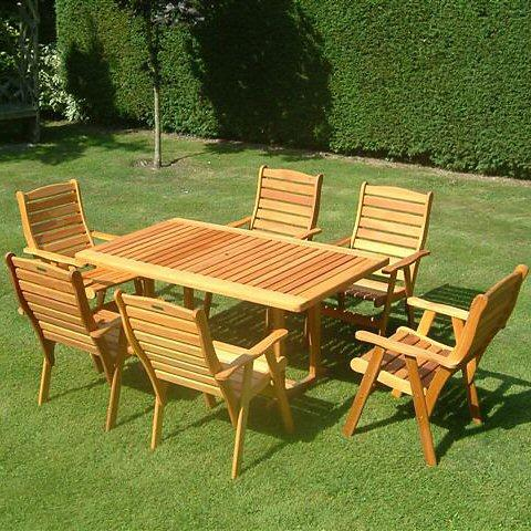 Classic Hardwood Garden Furniture