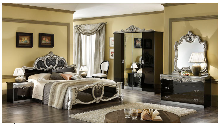 Angelic Italian Bedroom Furniture