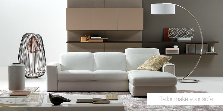 Elegant Luxury Living Room Furniture