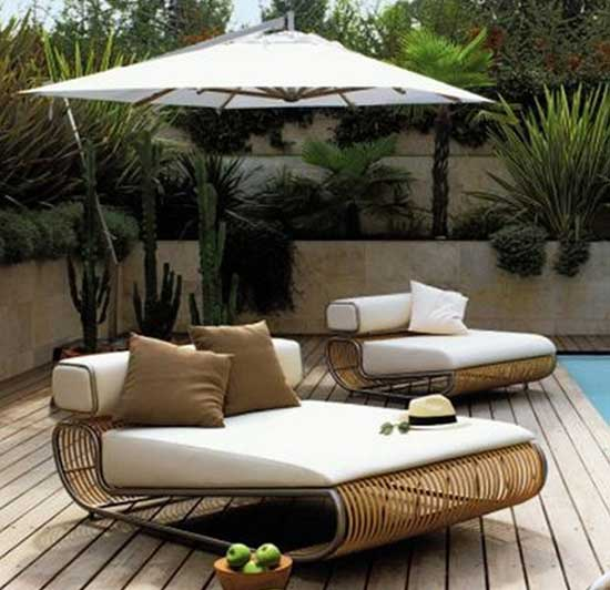 Unique Luxury Outdoor Furniture