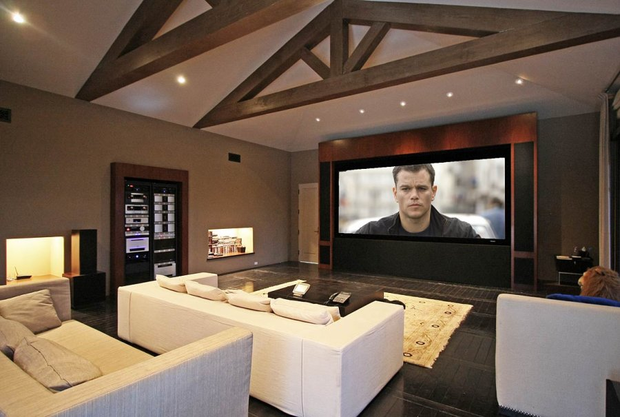 Magnificient Media Room Furniture