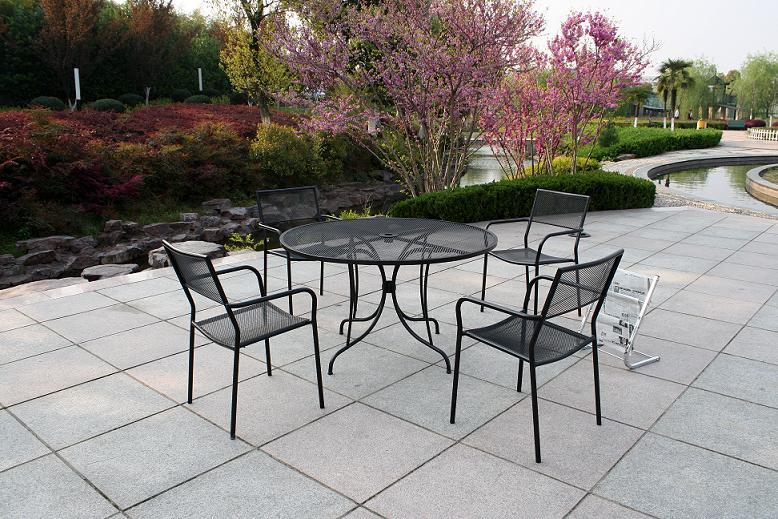 Simple Metal Patio Furniture