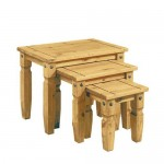 Radiant Mexican Pine Furniture