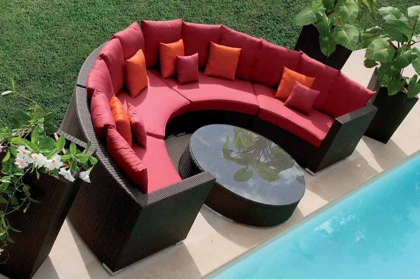Nice Modern Garden Furniture