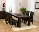 Excellent Oak Dining Furniture