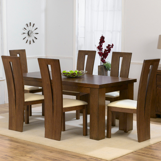 Exquisite Oak Dining Room Furniture