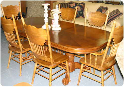 Delicate Oak Furniture Outlet