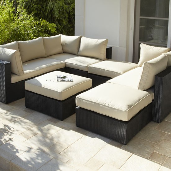 Nice Rattan Effect Garden Furniture