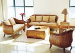 Clean Rattan Garden Furniture Sale