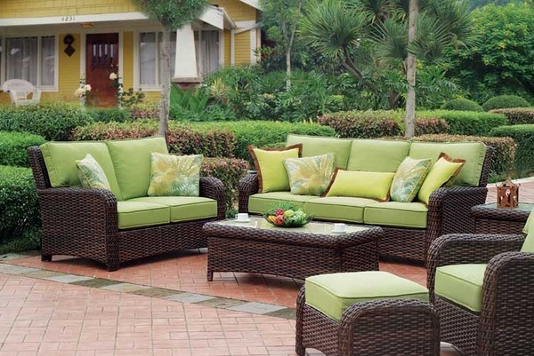 Appealing Rattan Patio Furniture