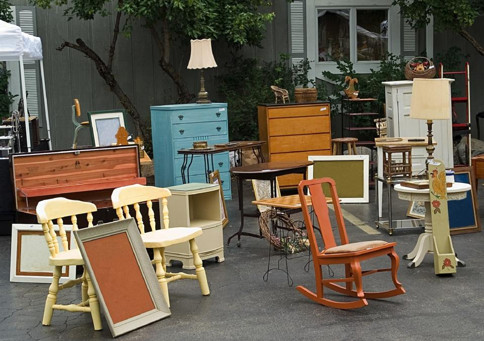 Various Second Hand Furniture