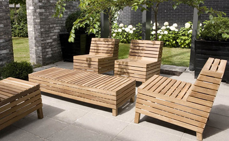 Effective Teak Furniture