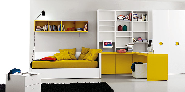 Delicate Teen Bedroom Furniture