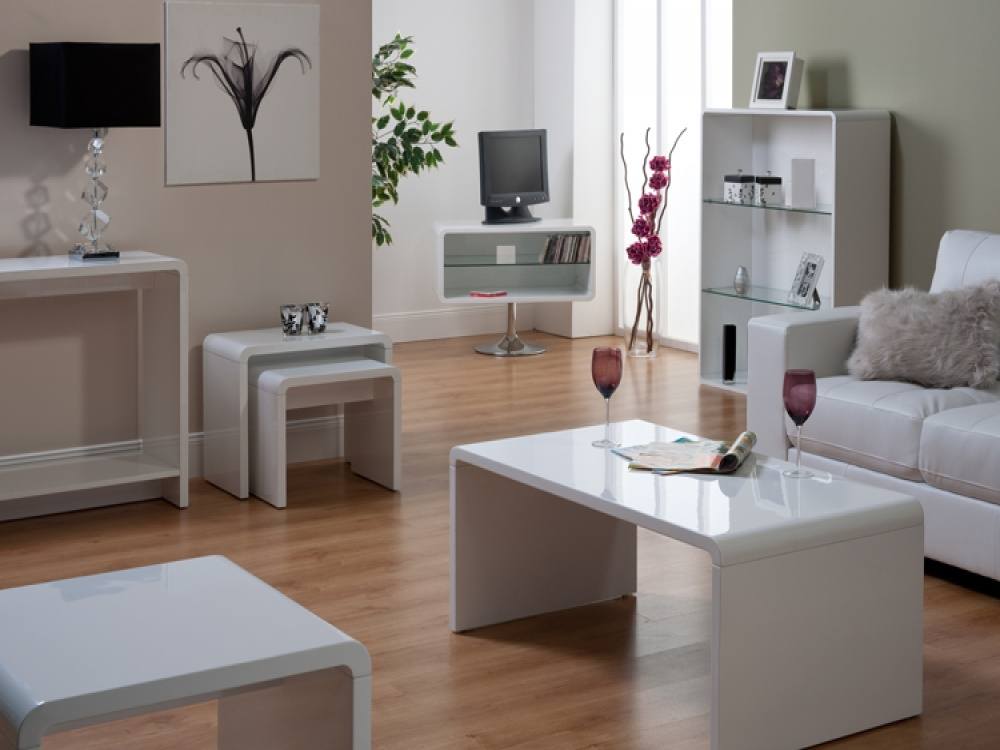 Sightly White Gloss Furniture