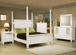 Shapely White Nursery Furniture