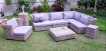 Pleasing Wicker Outdoor Furniture