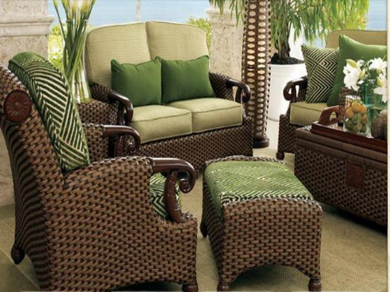 Stunning Wicker Patio Furniture