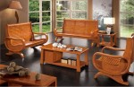Fine Wood Living Room Furniture