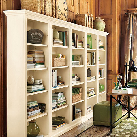 Light color Bookcases