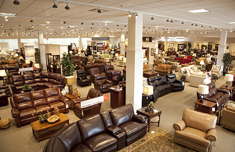 Havertys Furniture Store