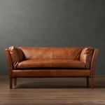 Sorensen Leather Couch