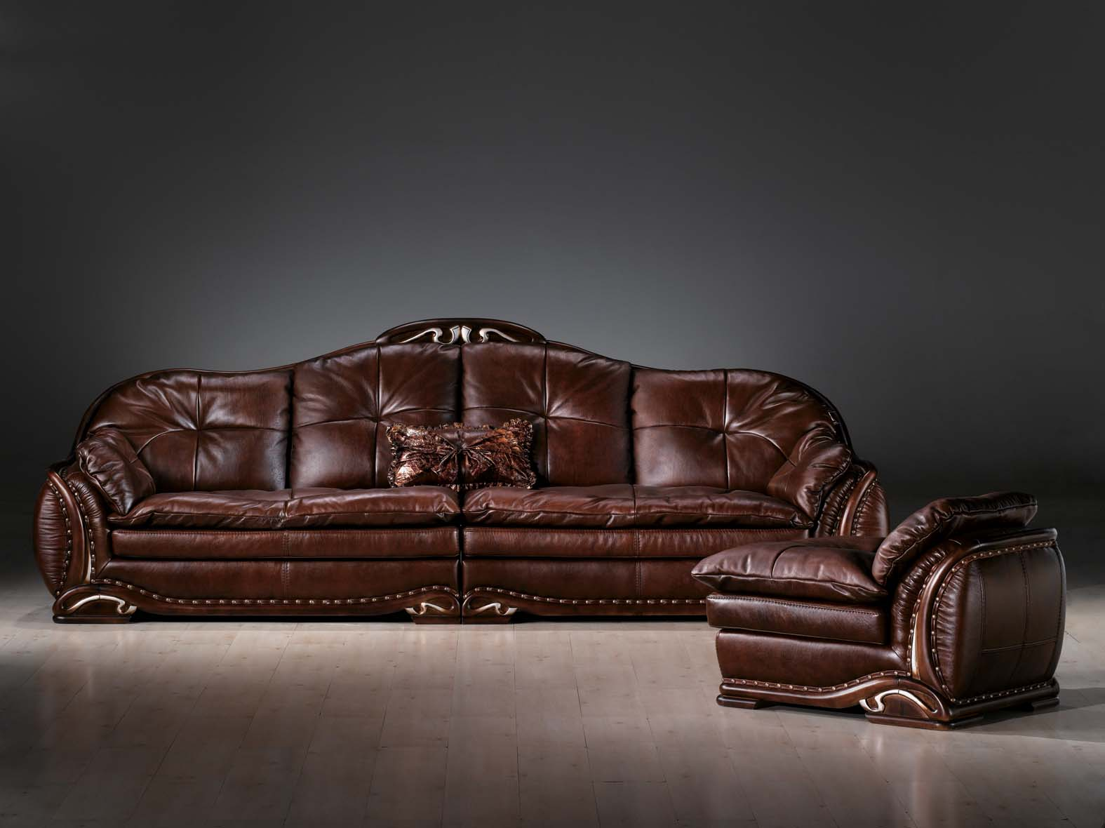 Marvelous Leather Furniture