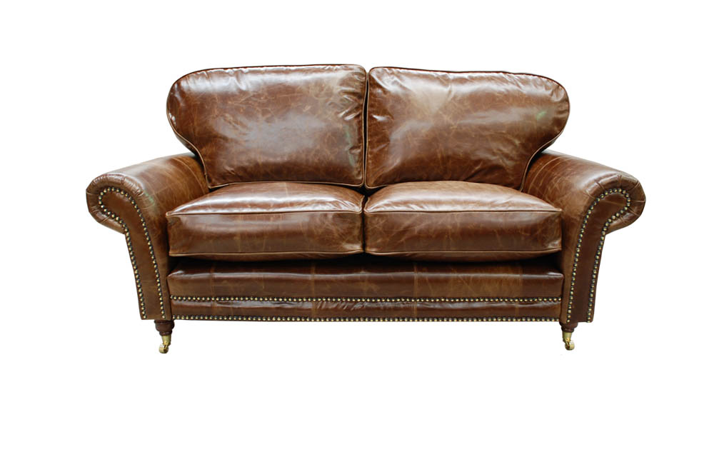 Ravishing Leather Sofa