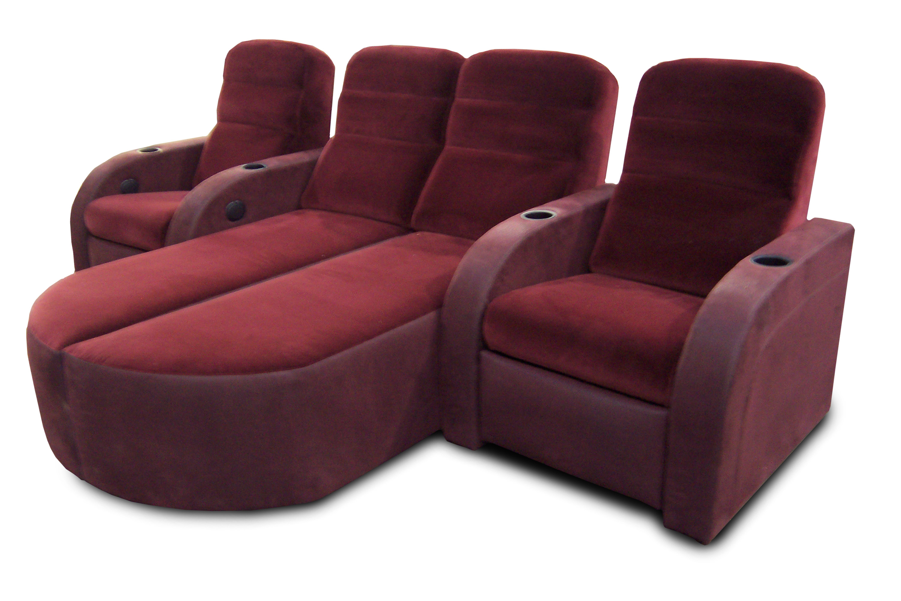 3 seaters Recliners