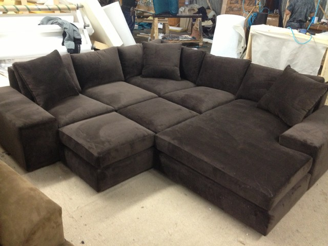 Media Room Sectionals