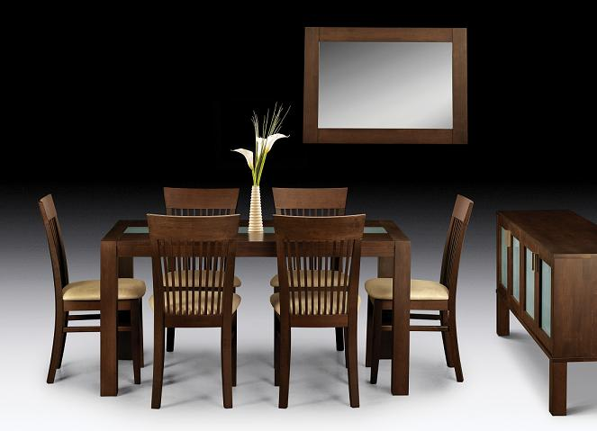 Wenge Dining Set