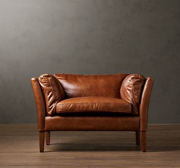 Elegant Leather Chair