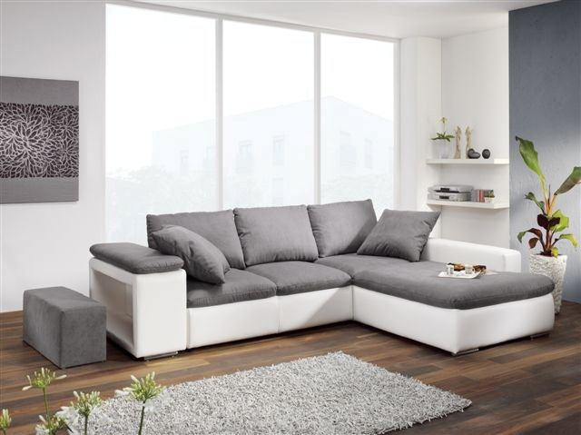 Grey White Living Room Furniture Sets